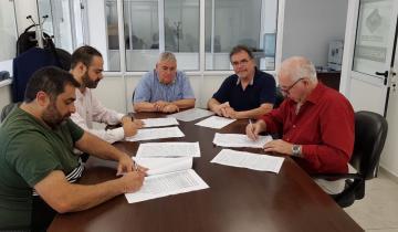 Imagen de El Colegio de Técnicos de la Provincia construirá una delegación en Mar del Tuyú
