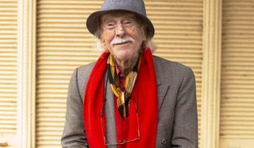 Imagen de A los 99 años, murió el actor Max Berliner