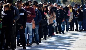 Imagen de Crisis económica: el desempleo llegó al 10,6% y hay 2,3 millones de desocupados