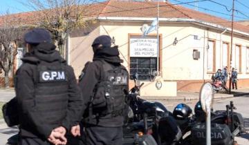 Imagen de Otorgaron la prisión domiciliaria a un ex policía detenido por la masacre de San Miguel del Monte