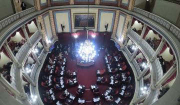 Imagen de Reconocimiento a la actividad académica de La Costa en el senado bonaerense