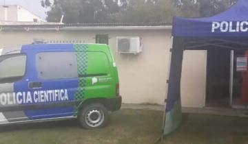 Imagen de En Dolores están aplicando la vacuna antigripal al personal policial