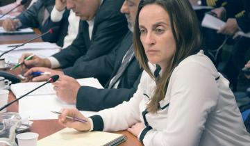 Imagen de La lavallense Marcela Passo pasará a ocupar un cargo dentro del Ministerio de Transporte de Nación