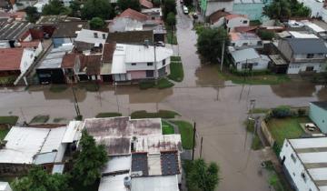 Imagen de Temporal en Mar del Plata: cayeron 40 milímetros en dos horas