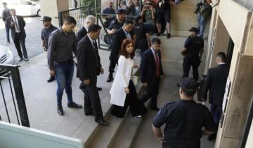 Imagen de Lawfare: Cristina responsabilizó al gobierno de Macri por la persecución judicial en su contra