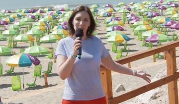 Imagen de Cómo son las playas públicas que inauguró Vidal en Mar de Ajó, Mar del Plata y Necochea
