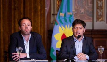 Imagen de La Provincia anunció un aumento del 43 por ciento en las transferencias a Municipios