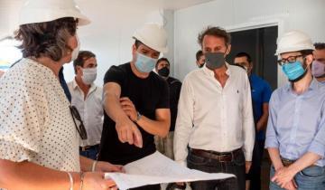Imagen de Nación y Provincia recorrieron obras en ejecución y firmaron convenios en La Costa, Villa Gesell, Pinamar y Madariaga