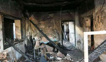 Imagen de Dos vecinos detenidos por el incendio de una casa y la balacera sobre otra de una misma familia