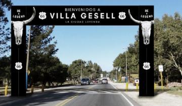 Imagen de Villa Gesell recibió a 15.000 propietarios no residentes este fin de semana largo
