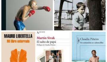 Imagen de Para el Día del Padre, libros que hablan del padre