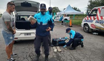 Imagen de Importante operativo antidroga en Maipú: se secuestraron más de 37 kilos de marihuana