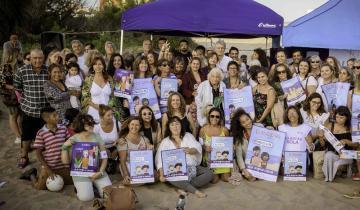 Imagen de Se lanzó en Villa Gesell la campaña bonaerense para prevenir el acoso y el abuso sexual