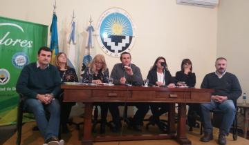 Imagen de Etchevarren salió al cruce de los dichos del ex director del Hospital de Dolores