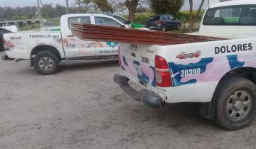 Imagen de La Policía Rural de Dolores y Tordillo recuperaron objetos robados