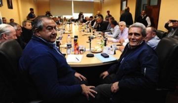 Imagen de La CGT lanzó un paro general para el 29 de mayo: el sexto de la gestión de Macri