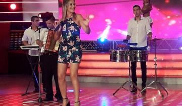 Imagen de Marcelo Tinelli compartió un vídeo de la cantante dolorense Anabela Rodríguez