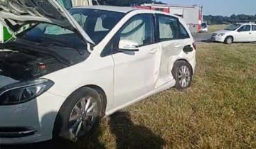 Imagen de Mar del Plata: una mujer murió a raíz de un accidente en la Ruta 226