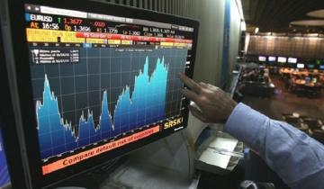 Imagen de Tras superar los 1.000 puntos, el Riesgo País se frena y baja a 947 unidades