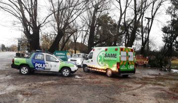 Imagen de Accidente fatal en Dolores: una persona murió tras despistarse y chocar contra los árboles