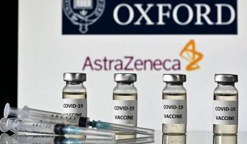 Imagen de Coronavirus: una dosis de la vacuna de Oxford reduce hasta en un 94% las internaciones