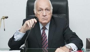 Imagen de Murió el Juez Tassara, uno de los que debía juzgar a Cristina Kirchner
