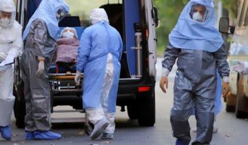 Imagen de Coronavirus en Argentina: volvieron a bajar las muertes, pero los contagios llegaron a 8.586
