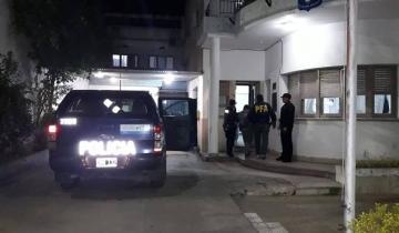 Imagen de Un detenido tras allanamientos realizados por personal de Policía Federal de Dolores