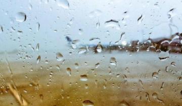 Imagen de Alerta meteorológico por tormentas fuertes sobre el Río de la Plata