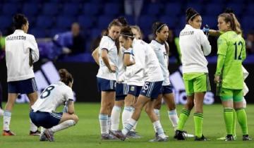 Imagen de Fin del sueño: Argentina quedó eliminada del Mundial de fútbol femenino por la victoria de Camerún