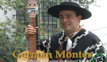 Imagen de Germán Montes presenta su CD en el Teatro Unione
