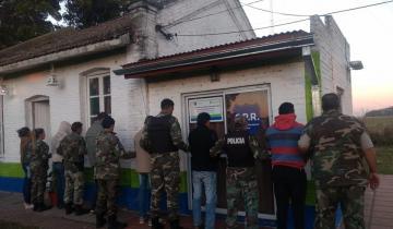 """Imagen de Operativo """"Ranchos Limpio"""": se desbarató una banda que comercializaba drogas"""