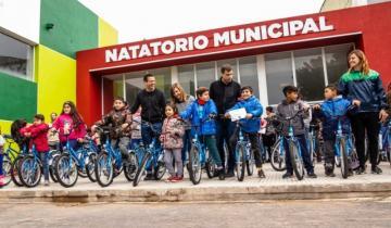Imagen de El programa Vamos Todos en Bici sigue creciendo en La Costa