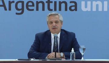 Imagen de Alberto Fernández encabeza el lanzamiento del Programa Conectar Igualdad Ushuaia