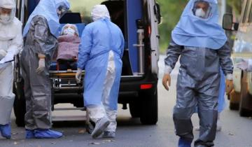 Imagen de Coronavirus: nuevos 5.708 casos en la Provincia, que ya acumula 360.758 contagios