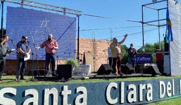Imagen de Mar Chiquita: Katopodis y Paredi confirmaron la reactivación del Polideportivo en Santa Clara del Mar