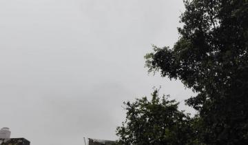 Imagen de Alerta meteorológico para la Región por lluvias y tormentas intensas