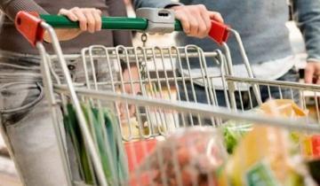 Imagen de Informe de la Defensoría: la canasta de alimentos subió más del 60% en un año