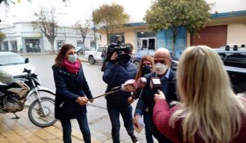 Imagen de Arribas negó haber ordenado espiar a los familiares de víctimas del ARA San Juan