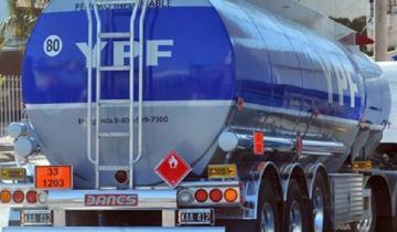 Imagen de Desde hoy, YPF aplica un aumento un promedio de 4,5% en los combustibles