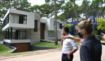 Imagen de Evasión impositiva: detectaron 158 construcciones de lujo sin declarar en Pinamar