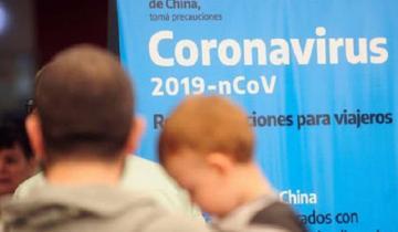 Imagen de Coronavirus: aislaron a un paciente en Maipú