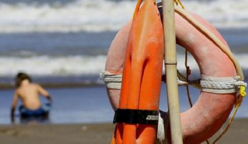 Imagen de Dónde están ubicados los puestos de los guardavidas en las playas de La Costa