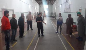 Imagen de Bahía Blanca: capacitan a presos para atender a sus pares por si se contagian Coronavirus