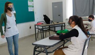 Imagen de Vuelta a las aulas: Provincia habilitará instituciones comunitarias para el dictado de clases
