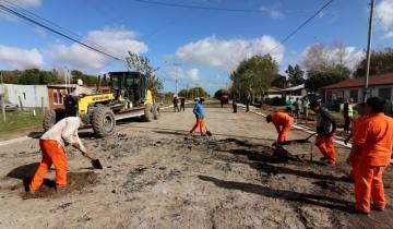Imagen de Cuáles son las calles que se pavimentan en las localidades de La Costa