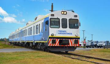Imagen de Verano 2021: después de 5 años, salió el primer tren desde la Ciudad de Buenos Aires rumbo a Pinamar
