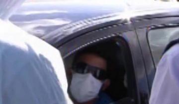 Imagen de Viajaba en la Ruta 2 con 38,5° de fiebre: admitió que se encontró con un italiano