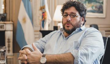 """Imagen de Pablo Avelluto, ministro de Cultura del gobierno de Macri, lamentó """"no haber hecho más"""" para cerrar la TV Pública y Télam"""