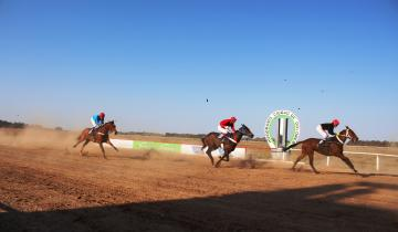 Imagen de Buena noticia para Dolores y los amantes de los caballos: Kicillof ratificó que impulsará la industria del turf
